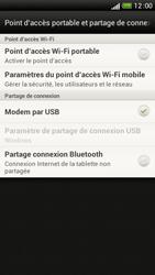 HTC One S - Internet et connexion - Utiliser le mode modem par USB - Étape 8