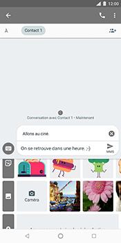 Nokia 7 Plus - Contact, Appels, SMS/MMS - Envoyer un MMS - Étape 11
