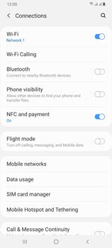 Samsung Galaxy A70 - WiFi - Enable WiFi Calling - Step 6