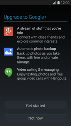 Samsung Galaxy S 5 - Applications - Setting up the application store - Step 19