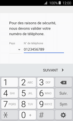 Samsung J120 Galaxy J1 (2016) - Applications - Créer un compte - Étape 8