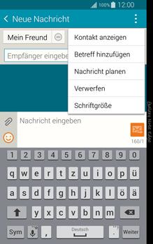 Samsung N915FY Galaxy Note Edge - MMS - Erstellen und senden - Schritt 13