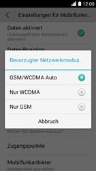 Huawei Ascend Y530 - Netzwerk - Netzwerkeinstellungen ändern - 5 / 6