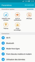 Samsung Samsung Galaxy J3 2016 - Internet et roaming de données - Comment vérifier que la connexion des données est activée - Étape 4