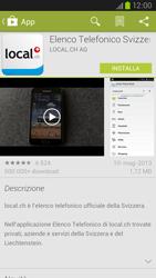 Samsung Galaxy S III LTE - Applicazioni - Installazione delle applicazioni - Fase 7