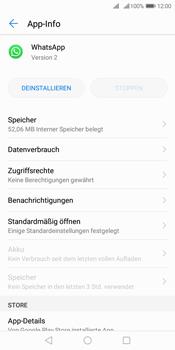 Huawei Y7 (2018) - Apps - Eine App deinstallieren - Schritt 6
