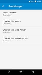 Alcatel OT-6039Y Idol 3 (4.7) - Anrufe - Rufumleitungen setzen und löschen - Schritt 8
