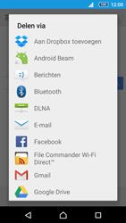 Sony Xperia Z5 Compact (E5823) - Internet - Internet gebruiken - Stap 18
