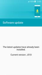 Samsung Galaxy J5 (2016) (J510) - Device - Software update - Step 8