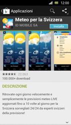 Sony Xperia U - Applicazioni - Installazione delle applicazioni - Fase 13