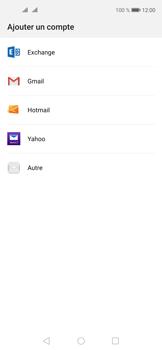 Huawei Nova 5T - E-mails - Ajouter ou modifier votre compte Outlook - Étape 5