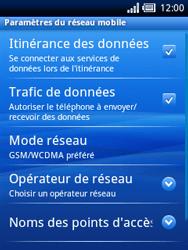 Sony Xperia X10 Mini - MMS - Configuration manuelle - Étape 6