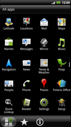 HTC Z715e Sensation XE - SMS - Manual configuration - Step 3