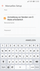 Samsung Galaxy S7 - E-Mail - Manuelle Konfiguration - Schritt 12