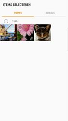 Samsung G935 Galaxy S7 Edge - Android Nougat - MMS - Afbeeldingen verzenden - Stap 13