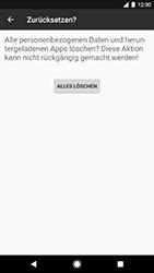 Google Pixel XL - Fehlerbehebung - Handy zurücksetzen - Schritt 9