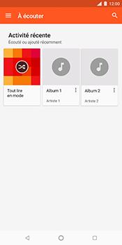 Nokia 7 Plus - Photos, vidéos, musique - Ecouter de la musique - Étape 6