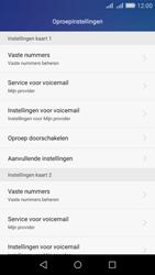 Huawei Y6 - voicemail - handmatig instellen - stap 5
