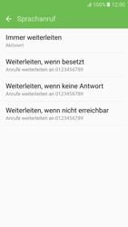 Samsung G920F Galaxy S6 - Android M - Anrufe - Rufumleitungen setzen und löschen - Schritt 11