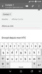 HTC Desire 530 - E-mails - Envoyer un e-mail - Étape 9