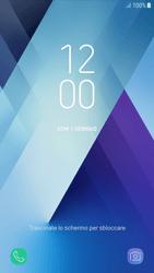 Samsung Galaxy A5 (2017) - Android Nougat - Dispositivo - Come eseguire un soft reset - Fase 5