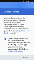 Samsung G920F Galaxy S6 - Android M - E-Mail - Konto einrichten (gmail) - Schritt 15