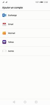 Huawei P20 Lite - E-mail - Configuration manuelle - Étape 4