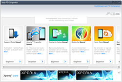 Sony Xperia XA1 (G3121) - Software - Synchroniseer met PC - Stap 11