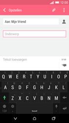 HTC Desire EYE - MMS - hoe te versturen - Stap 10