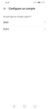Huawei P Smart 2021 - E-mails - Ajouter ou modifier un compte e-mail - Étape 8