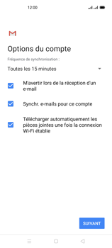 Oppo Reno 4 - E-mails - Ajouter ou modifier votre compte Yahoo - Étape 11