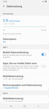 Samsung Galaxy A80 - Internet - Manuelle Konfiguration - Schritt 7