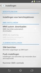 Sony C6903 Xperia Z1 - MMS - probleem met ontvangen - Stap 6