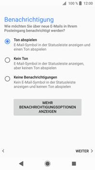 Sony Xperia XA2 Ultra - E-Mail - Konto einrichten (outlook) - Schritt 15