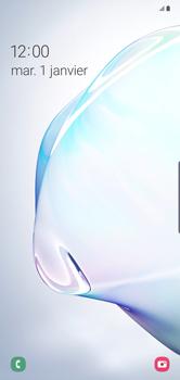 Samsung Galaxy Note 10 Plus 5G - Téléphone mobile - Comment effectuer une réinitialisation logicielle - Étape 5