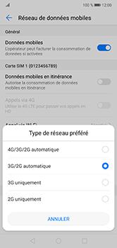 Huawei P20 Lite - Réseau - Activer 4G/LTE - Étape 6