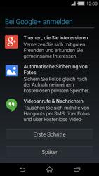 Sony Xperia Z2 - Apps - Konto anlegen und einrichten - Schritt 19