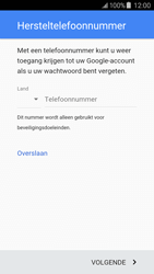 Samsung J500F Galaxy J5 - Applicaties - Account aanmaken - Stap 11