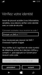 Microsoft Lumia 640 - E-mail - Configuration manuelle (outlook) - Étape 10