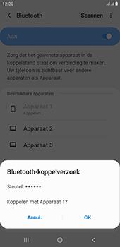 Samsung Galaxy J6 Plus - Bluetooth - koppelen met ander apparaat - Stap 10