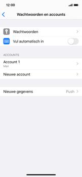 Apple iphone-11-pro-model-a2215 - E-mail - Account instellen (IMAP met SMTP-verificatie) - Stap 16