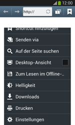 Samsung Galaxy Core Plus - Internet - Apn-Einstellungen - 22 / 29