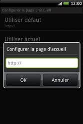 HTC A6262 Hero - Internet - Configuration manuelle - Étape 19