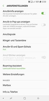 Samsung Galaxy A8 Plus (2018) - Anrufe - Rufumleitungen setzen und löschen - Schritt 6