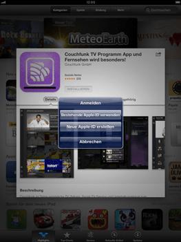 Apple iPad mini - Apps - Konto anlegen und einrichten - 7 / 21