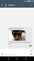 HTC Desire 650 - Contact, Appels, SMS/MMS - Envoyer un MMS - Étape 21