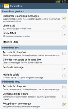 Samsung T315 Galaxy Tab 3 8-0 LTE - SMS - Configuration manuelle - Étape 6