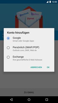 Motorola Google Nexus 6 - E-Mail - Konto einrichten - Schritt 8