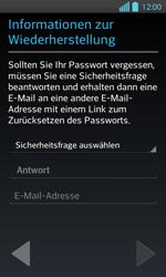 LG Optimus L7 II - Apps - Konto anlegen und einrichten - 13 / 25