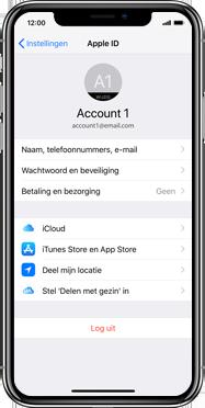 Apple iPhone SE (2020) (Model A2296) - Applicaties - Aankopen doen in de App Store met je KPN abonnement - Stap 4